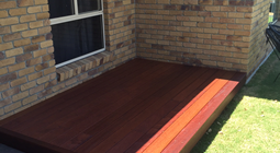 Front Deck - After