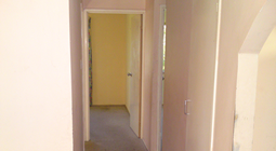Interior Renovation (Hallway) - Before